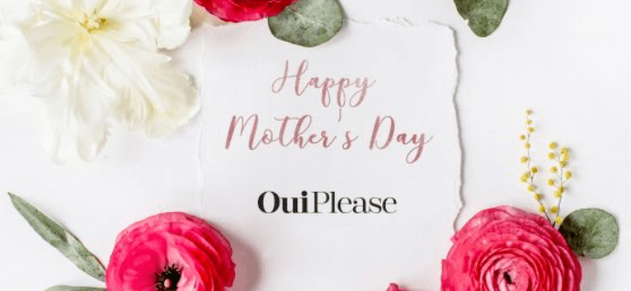 Oui Please Limited Edition Mother's Day Box Available Now + Coupon!
