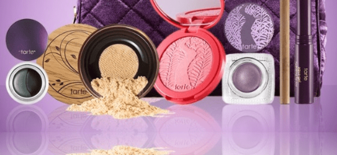 Tarte DIY Beauty Box Back TOMORROW – 1 Day Only!