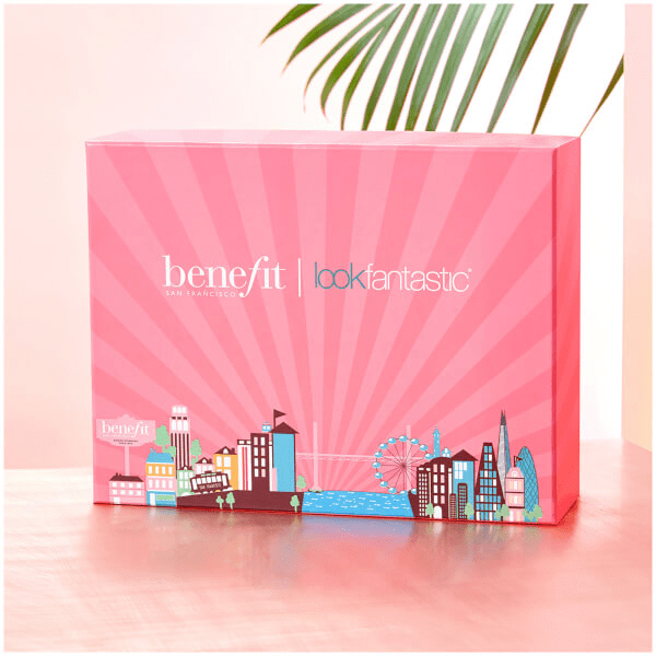 Lookfantastic x Benefit Limited Edition Beauty Box Available Now + Full Spoilers + Coupon! {UK ONLY}