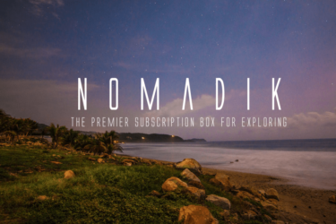 Nomadik Box Potential Spoilers for June, July, August 2020 + Coupon!