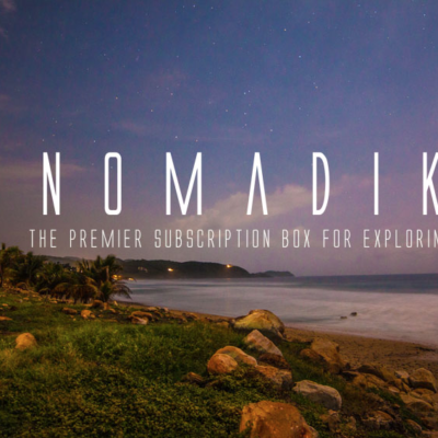 Nomadik Coupon: Get FREE Nomadik Beanie With Your First Box!