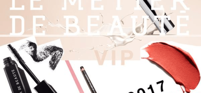 Le Métier de Beauté 2017 VIP Subscriptions Opening Soon!