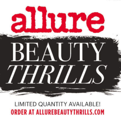 October 2017 Allure Beauty Thrills Box Available Now!