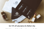 Olfactif Mother's Day Coupon: Save 15% On Subscriptions!