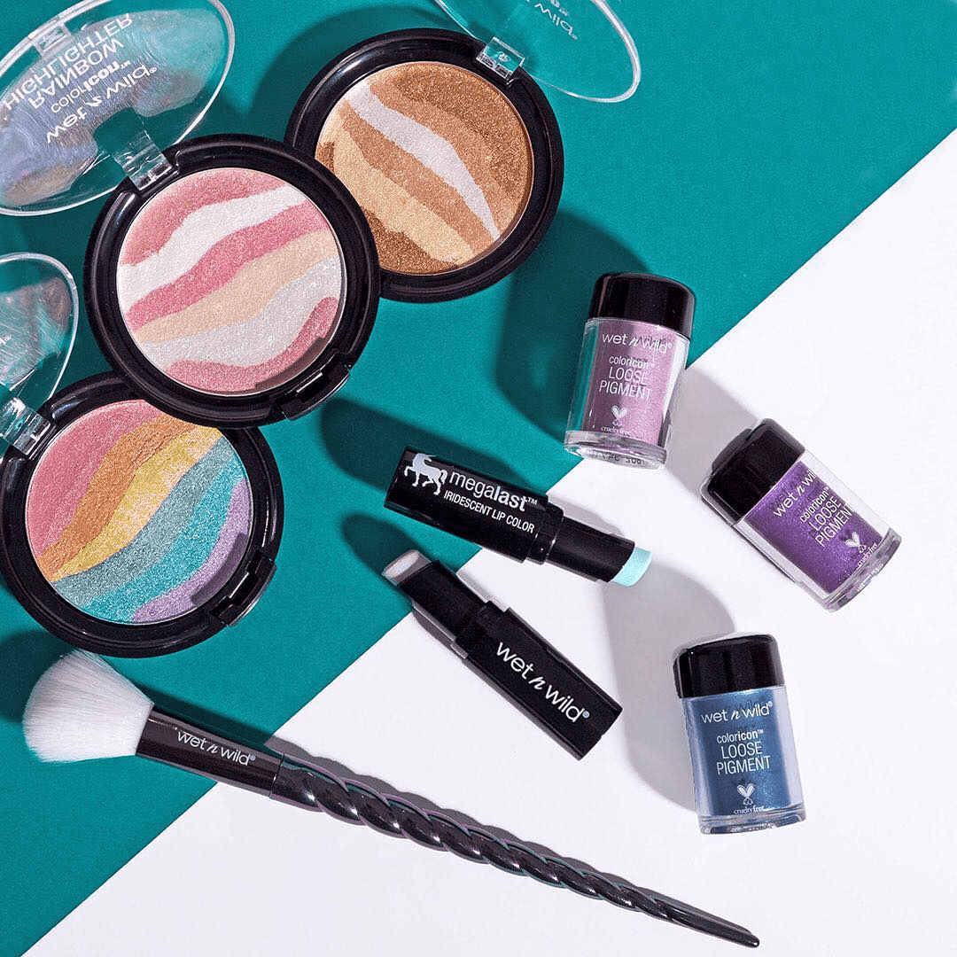 Wet n Wild Unicorn Glow Limited Edition Box Available Now + Coupon!