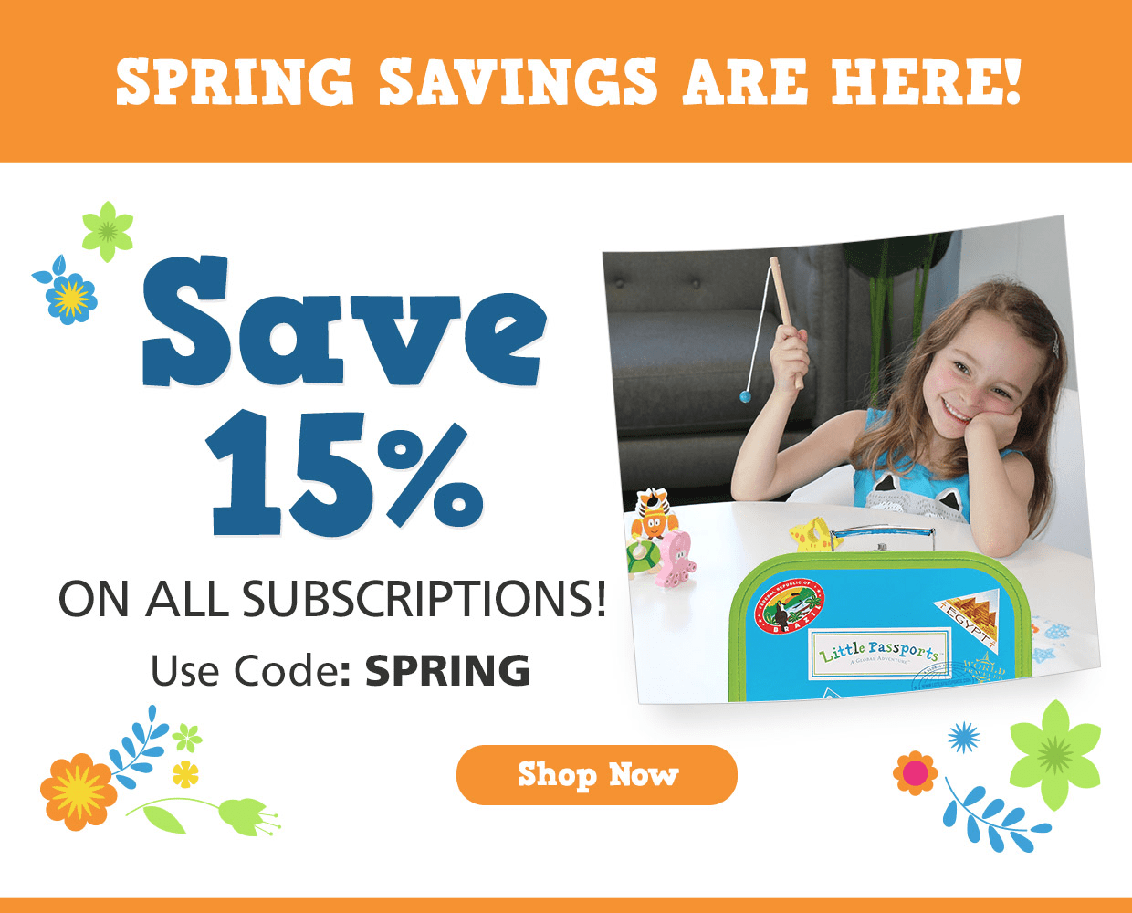 Last Day! Little Passports Coupon: Save 15% On All Subscriptions!