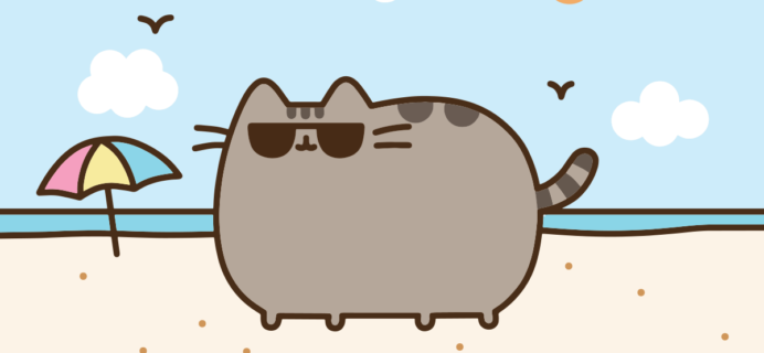 Pusheen Box Waitlist Open – Subscribe for Summer 2017 Box!