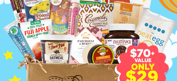 Vegan Cuts Spring Sale Day 1: Vegan Super Life Box!