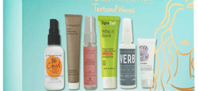 5 More Sephora Favorites Kits for Summer Hair Available Now + Coupons