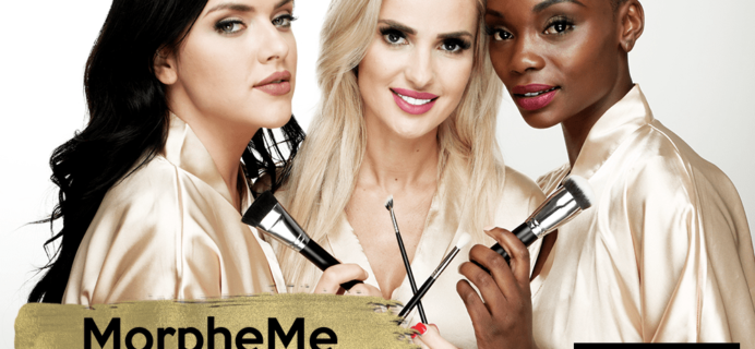 MorpheMe June 2017 Brush Club Spoilers + Coupon!