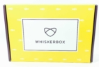 Whiskerbox April 2017 Subscription Box Review + Coupon