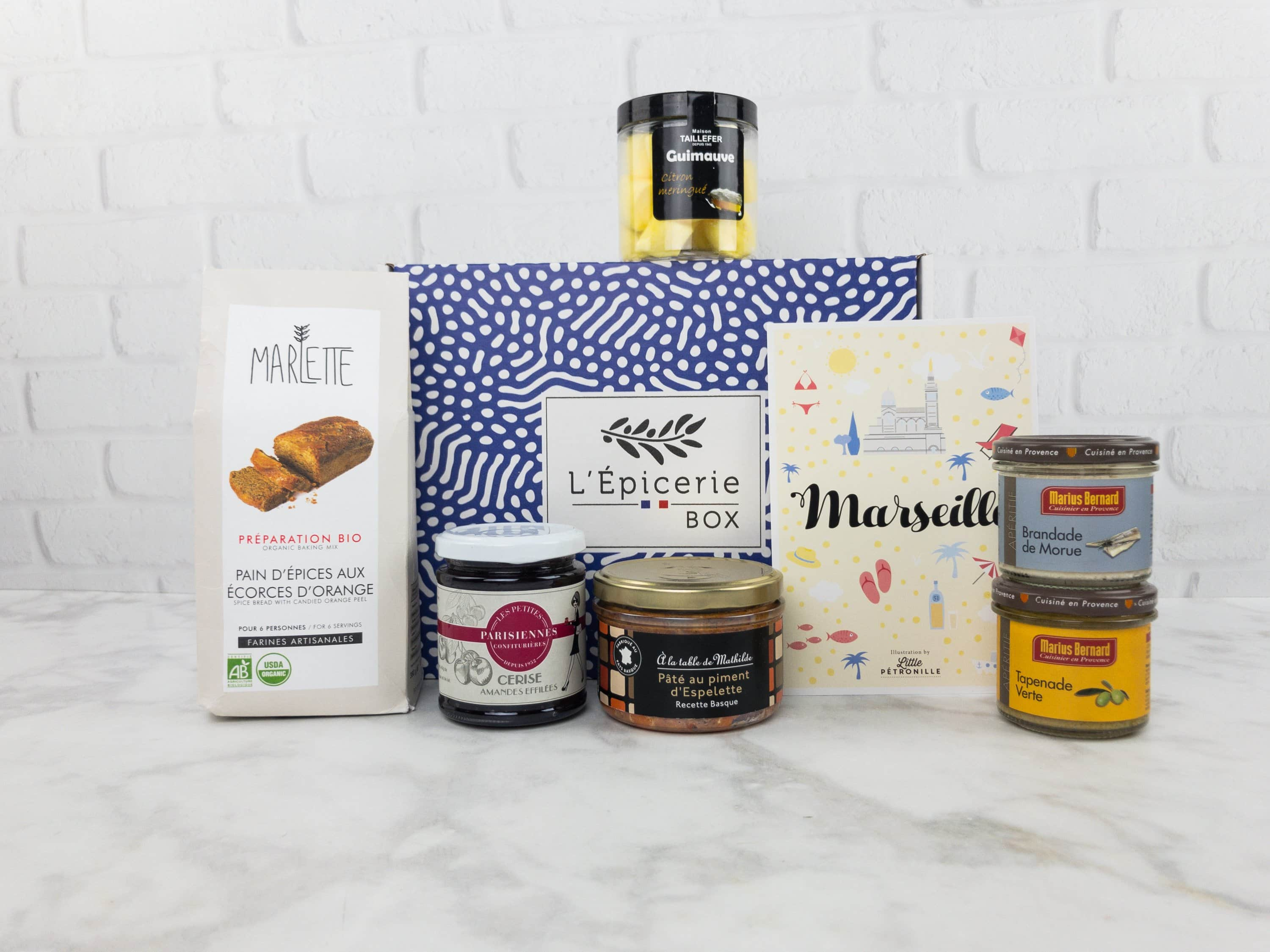 L'Epicerie Box May 2017 Subscription Box Review + Coupon!