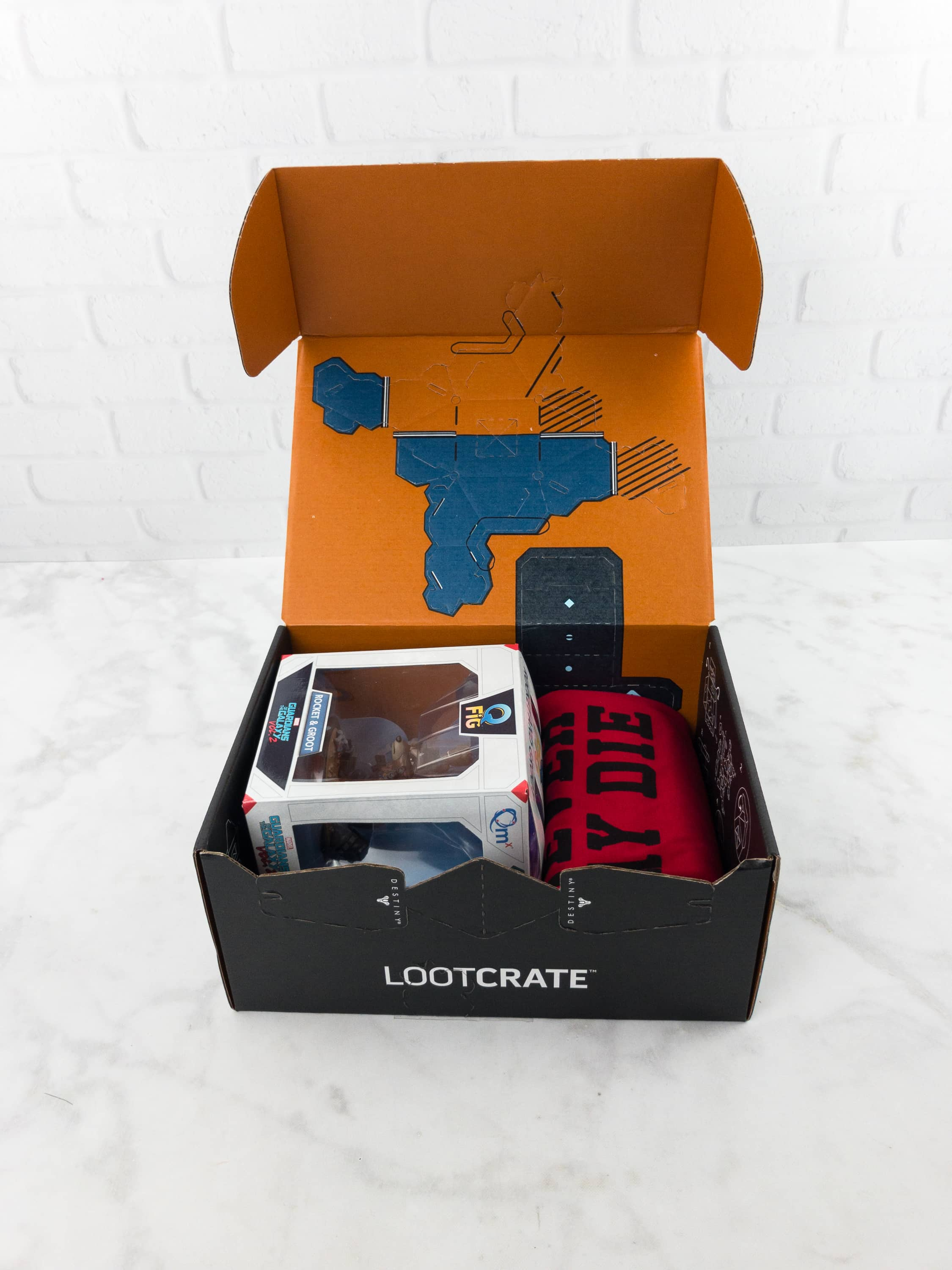 Loot Crate May 2017 Review + Coupons – GUARDIANS