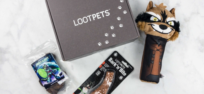 Loot Pets May 2017 Review & Coupon