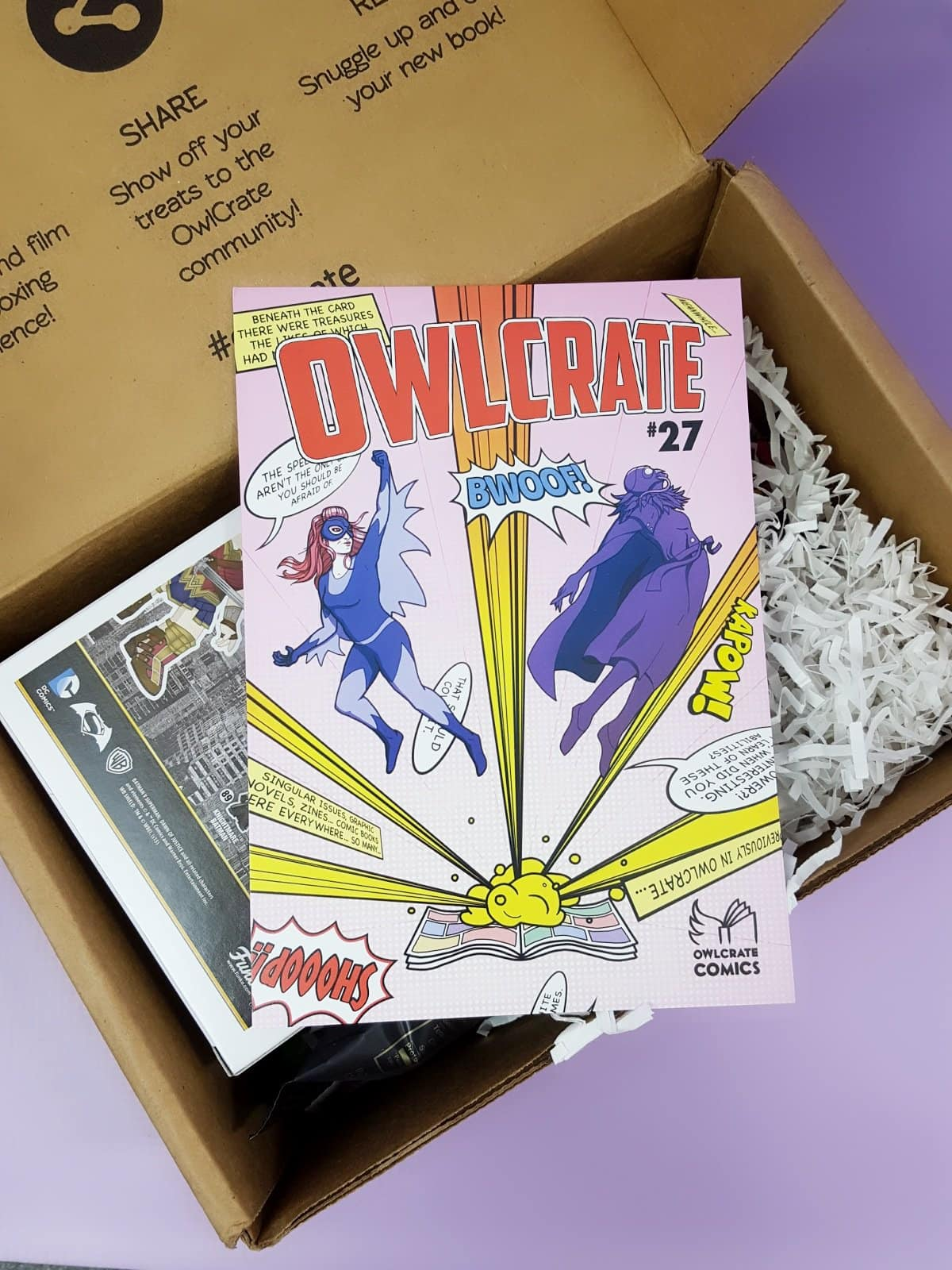 OwlCrate May 2017 Subscription Box Review + Coupon