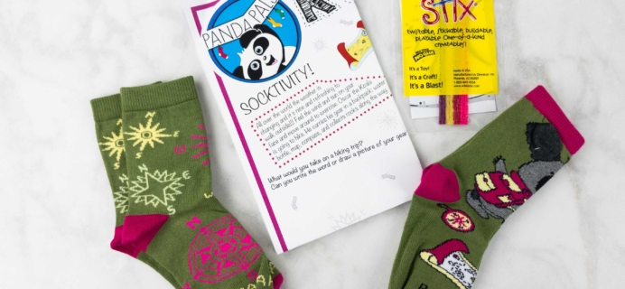 Panda Pals May 2017 Subscription Review & Coupon