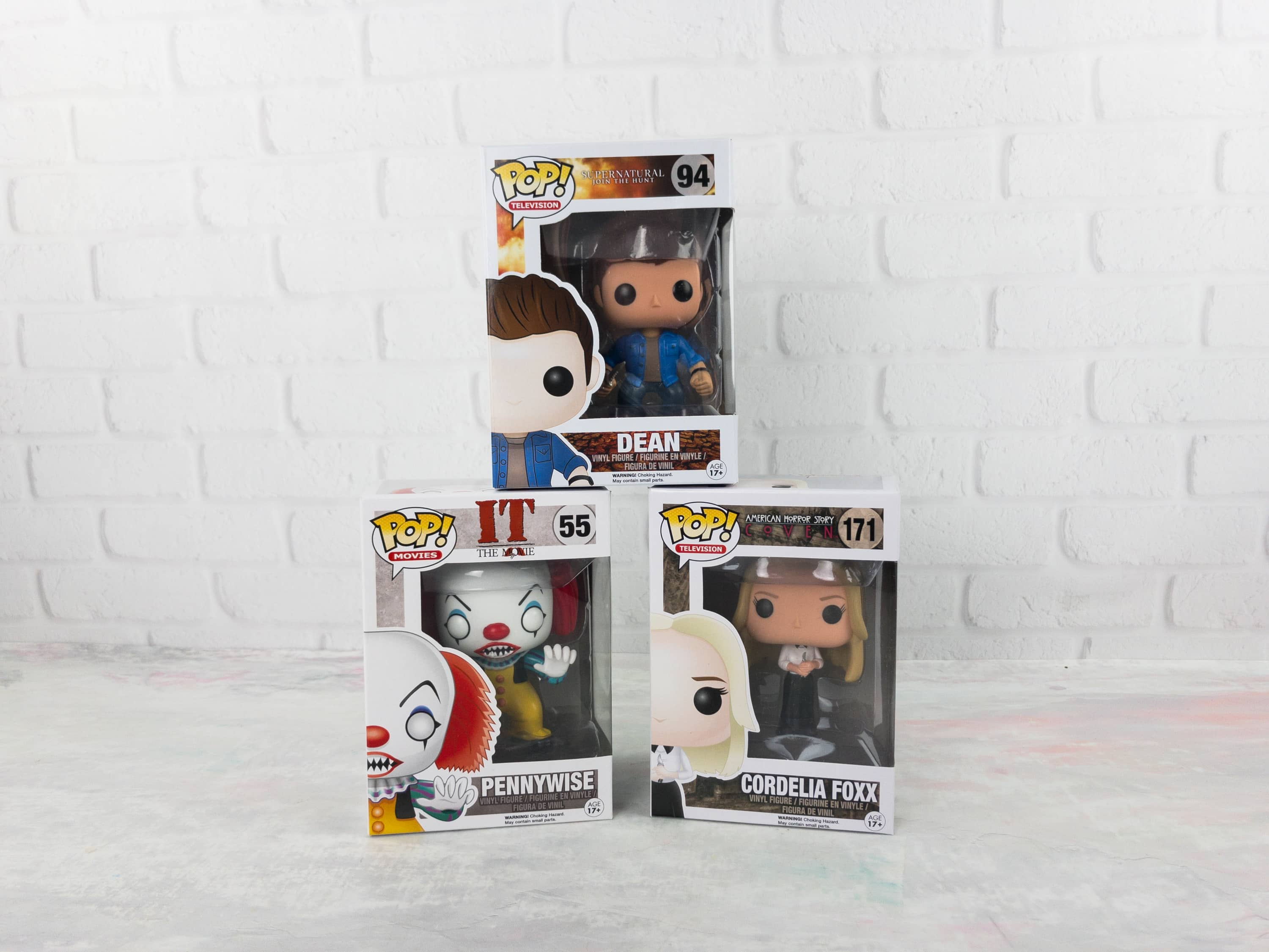 Pop In A Box March 2017 Funko Subscription Box Review & Coupon