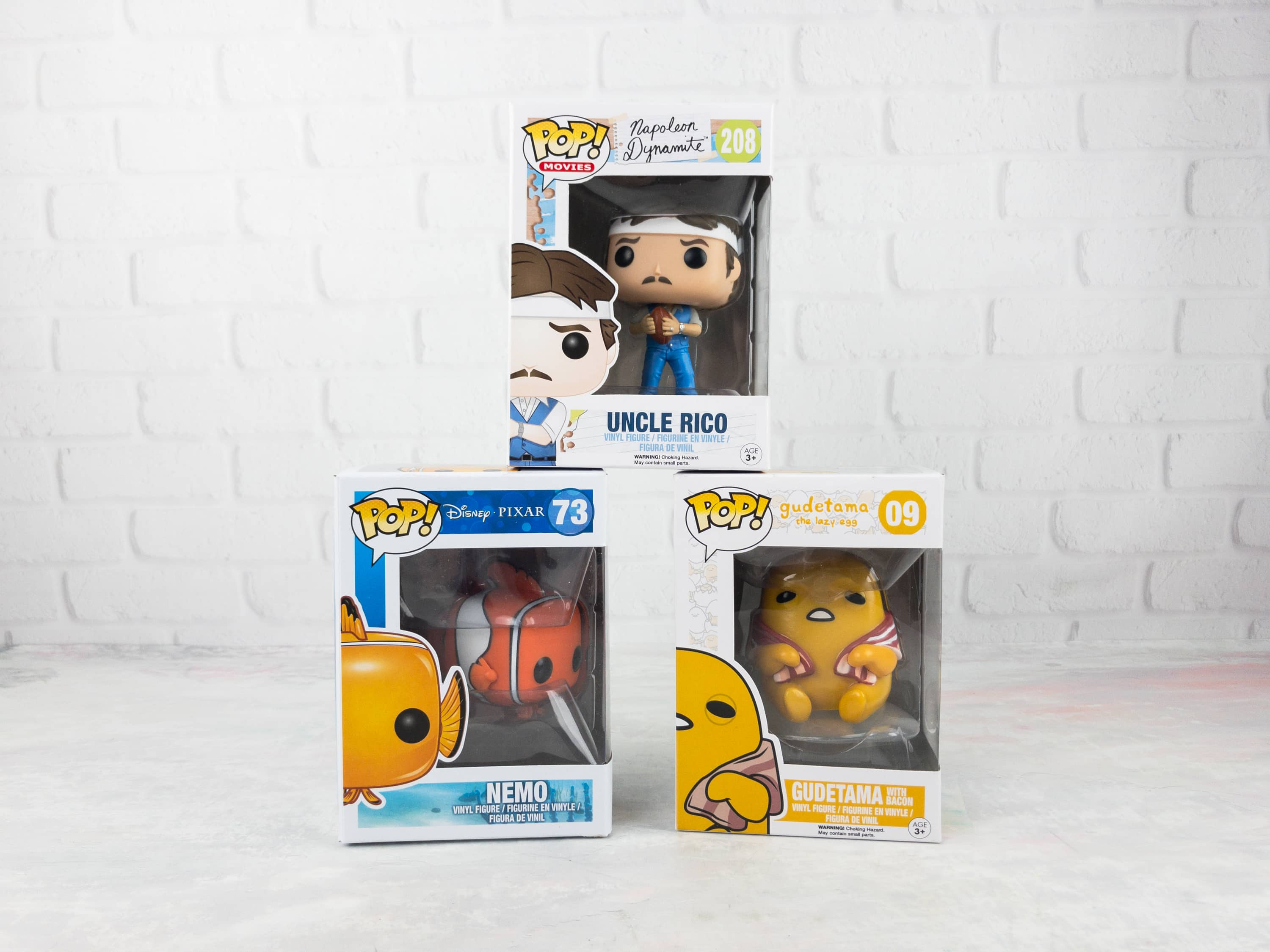 Pop In A Box May 2017 Funko Subscription Box Review & Coupon