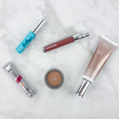 PÜR Cosmetics Mystery Grab Bag June 2017 Review + Coupon – Poolside Glow-Getters