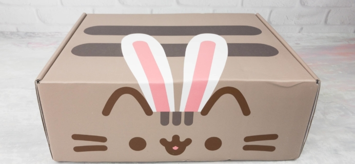 Pusheen Box Spring 2017 Subscription Box Review