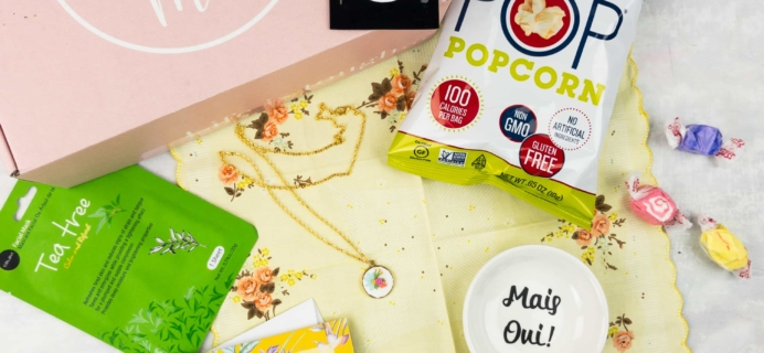 Rebecca Mail May 2017 Subscription Box Review