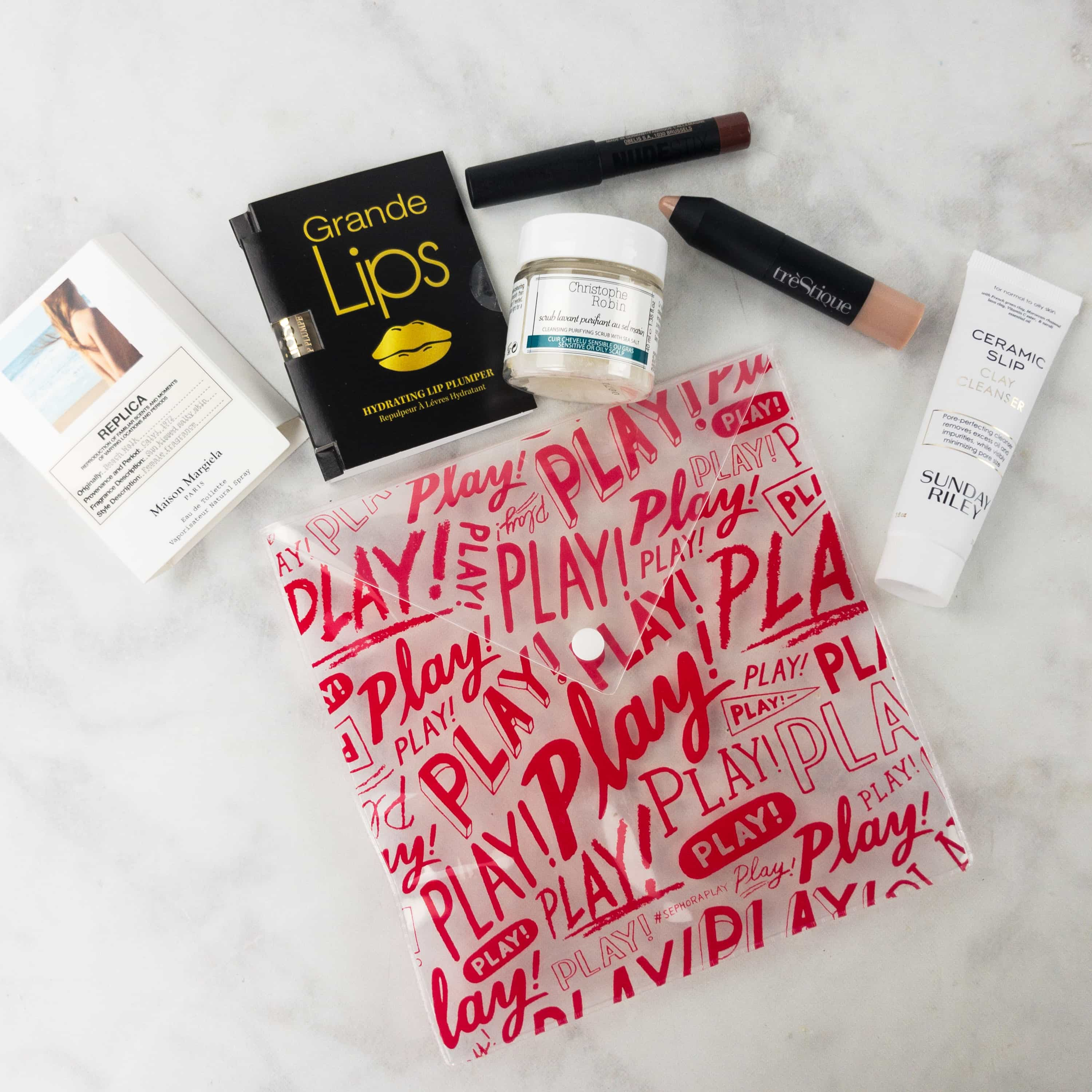 Play! by Sephora May 2017 Subscription Box Review