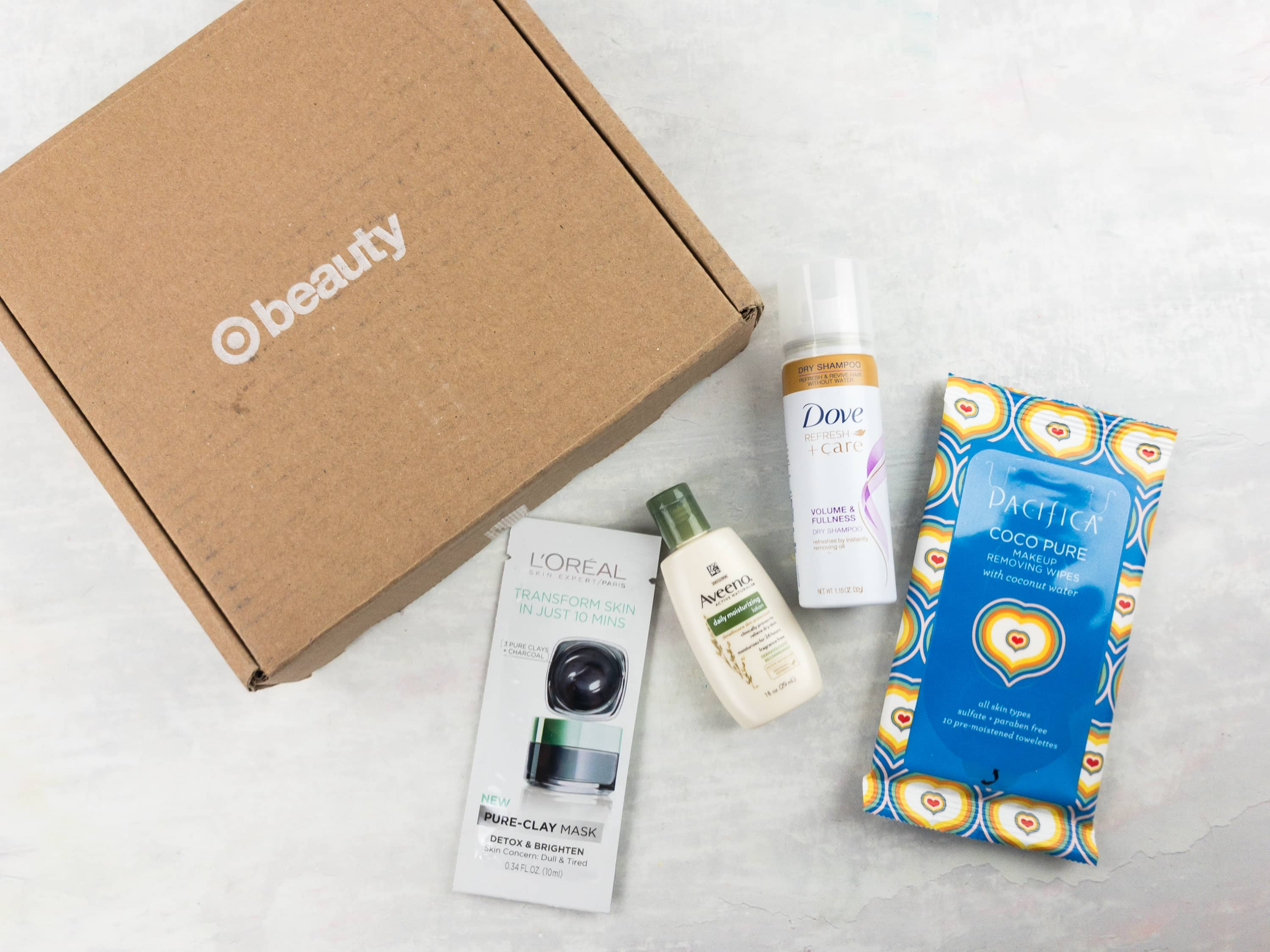 Target May 2017 Bonus Beauty Box Review