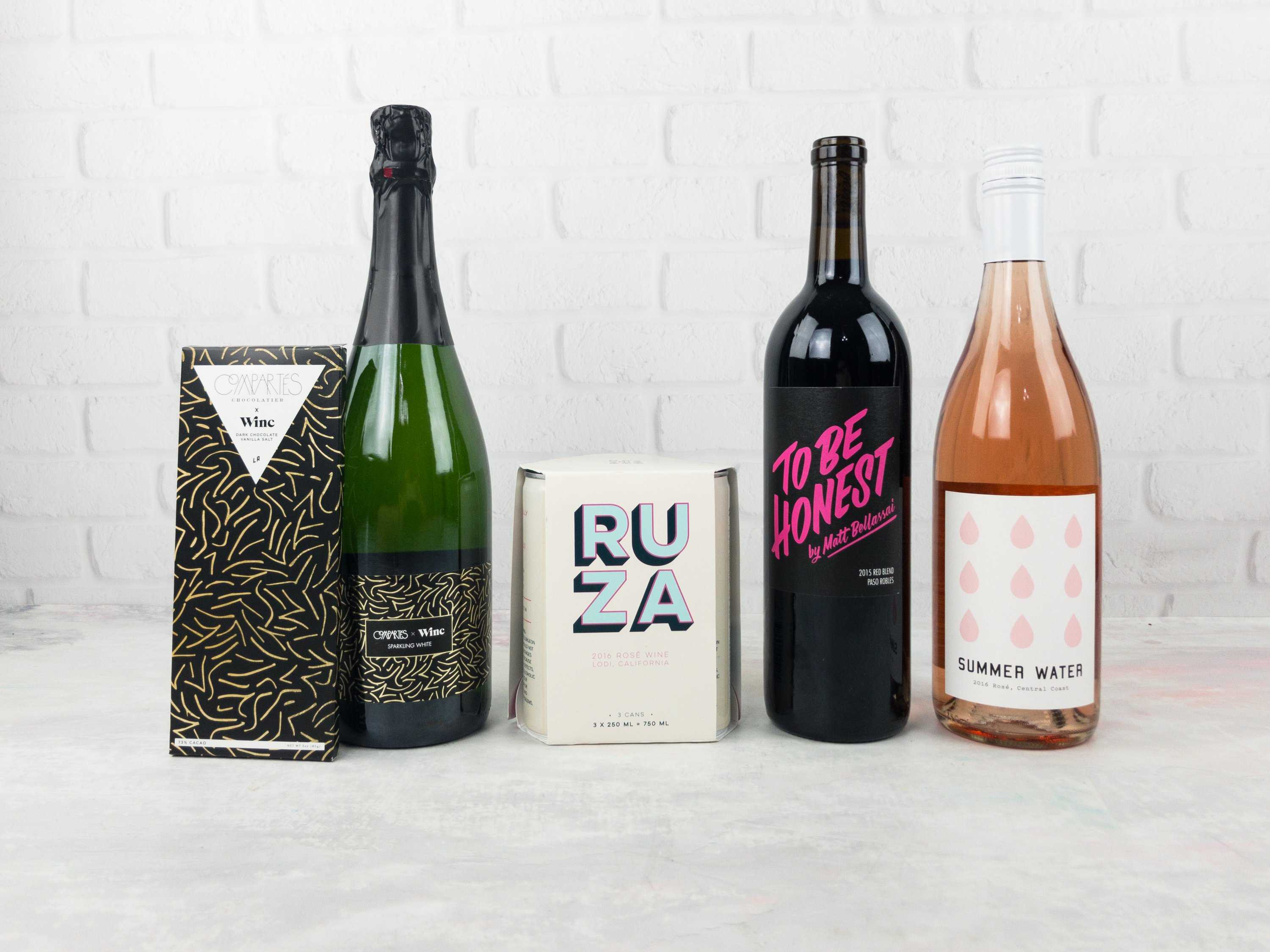 Winc May 2017 Subscription Box Review & $20 Off Coupon
