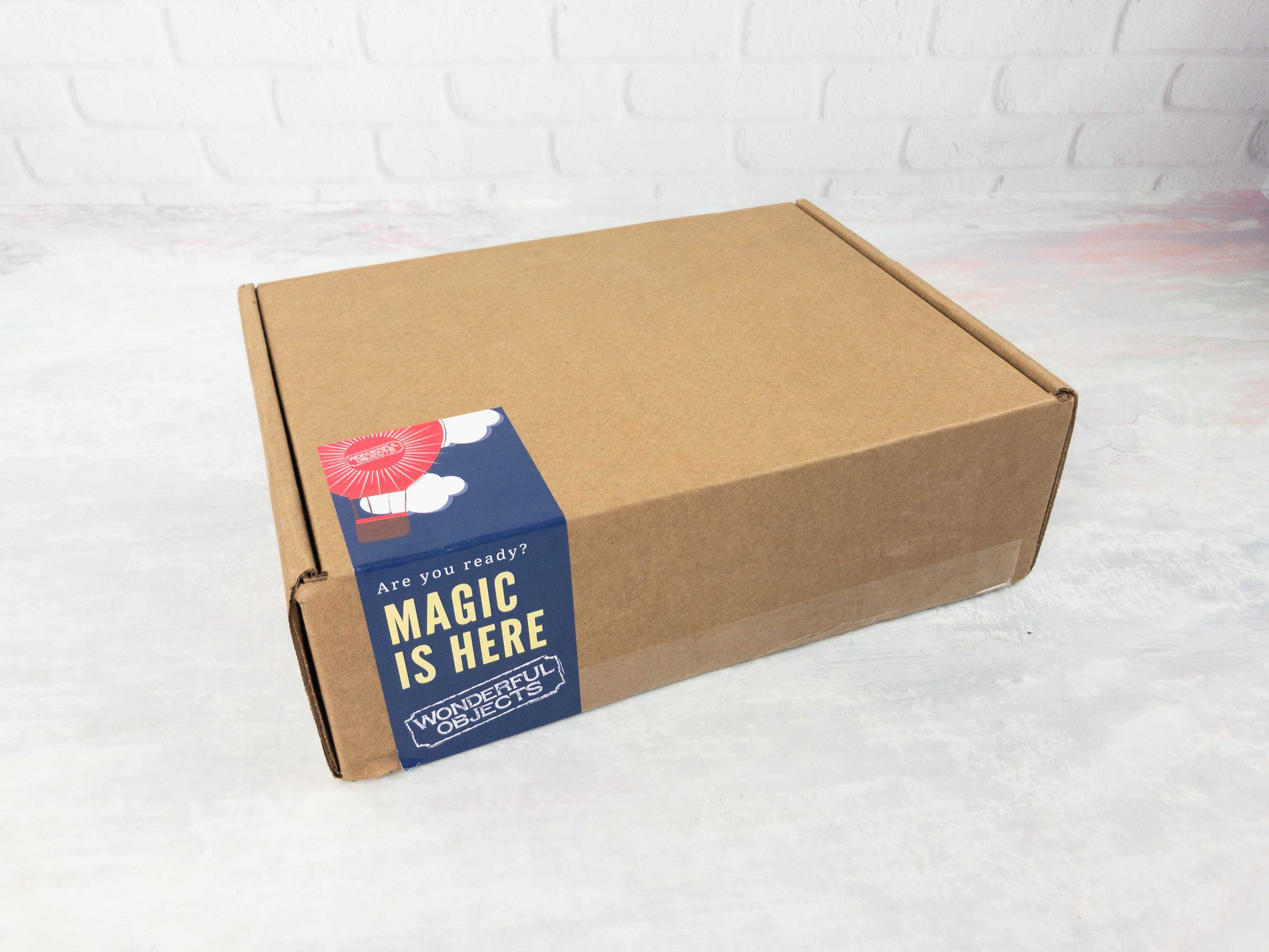 Wonderful Objects by Wonder and Company Spring 2017 Subscription Box Review + Coupon