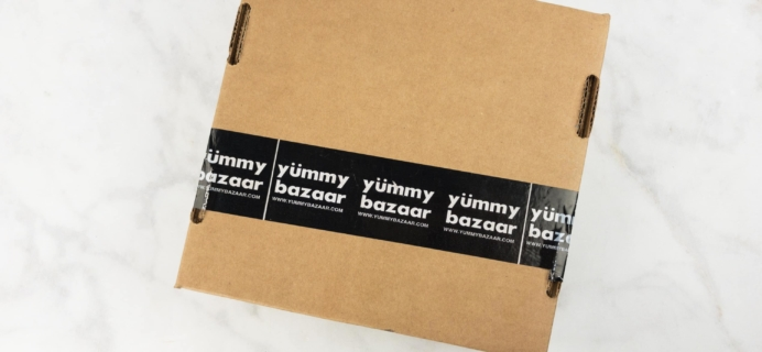 Yummy Bazaar November 2018 Sampler Box Spoilers!