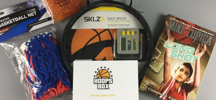 Hoops Box Subscription Box Review – May 2017