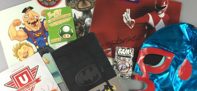 The BAM! Box June 2017 Subscription Box Review & Coupon
