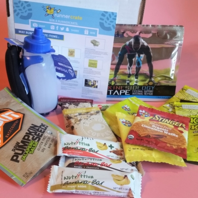 Runner Crate Subscription Box Review  – May 2017
