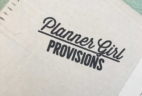 Planner Girl Provisions June 2017 Review