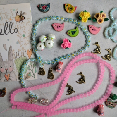 Blueberry Cove Beads Subscription Box Review – June 2017