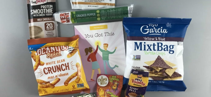 Love With Food June 2017 Tasting Box Review + Coupon!