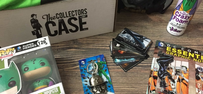 The Collectors Case May 2017 Subscription Box Review