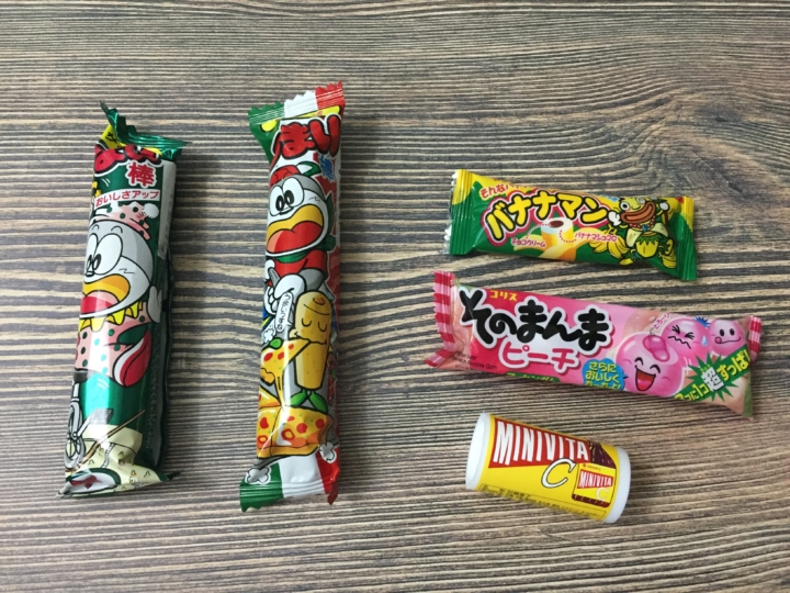 Freedom Japanese Market June 2017 Subscription Box Review Hello Subscription