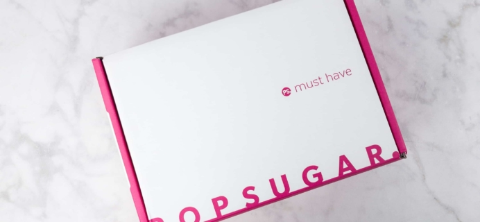 POPSUGAR Must Have Box June 2017 Review & Coupon
