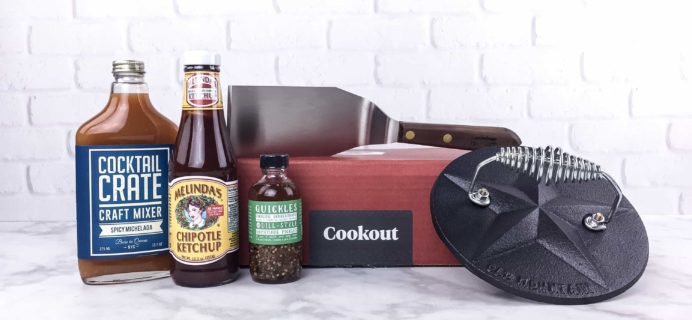 Bespoke Post COOKOUT Box Review & Coupon – June 2017