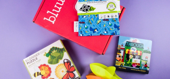 Bluum May 2017 Subscription Box Review + Coupon