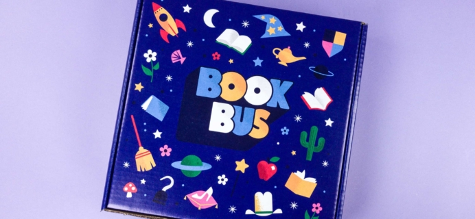 Book Bus June 2017 Subscription Box Review – Board Books