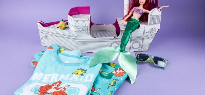 Disney Princess Pleybox May 2017 Subscription Box Review