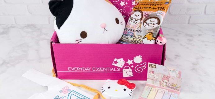 Doki Doki June 2017 Subscription Box Review & Coupon