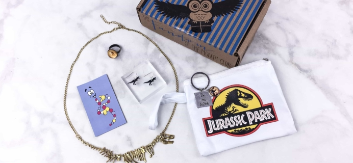 Fandom of the Month Club June 2017 Subscription Box Review & Coupon