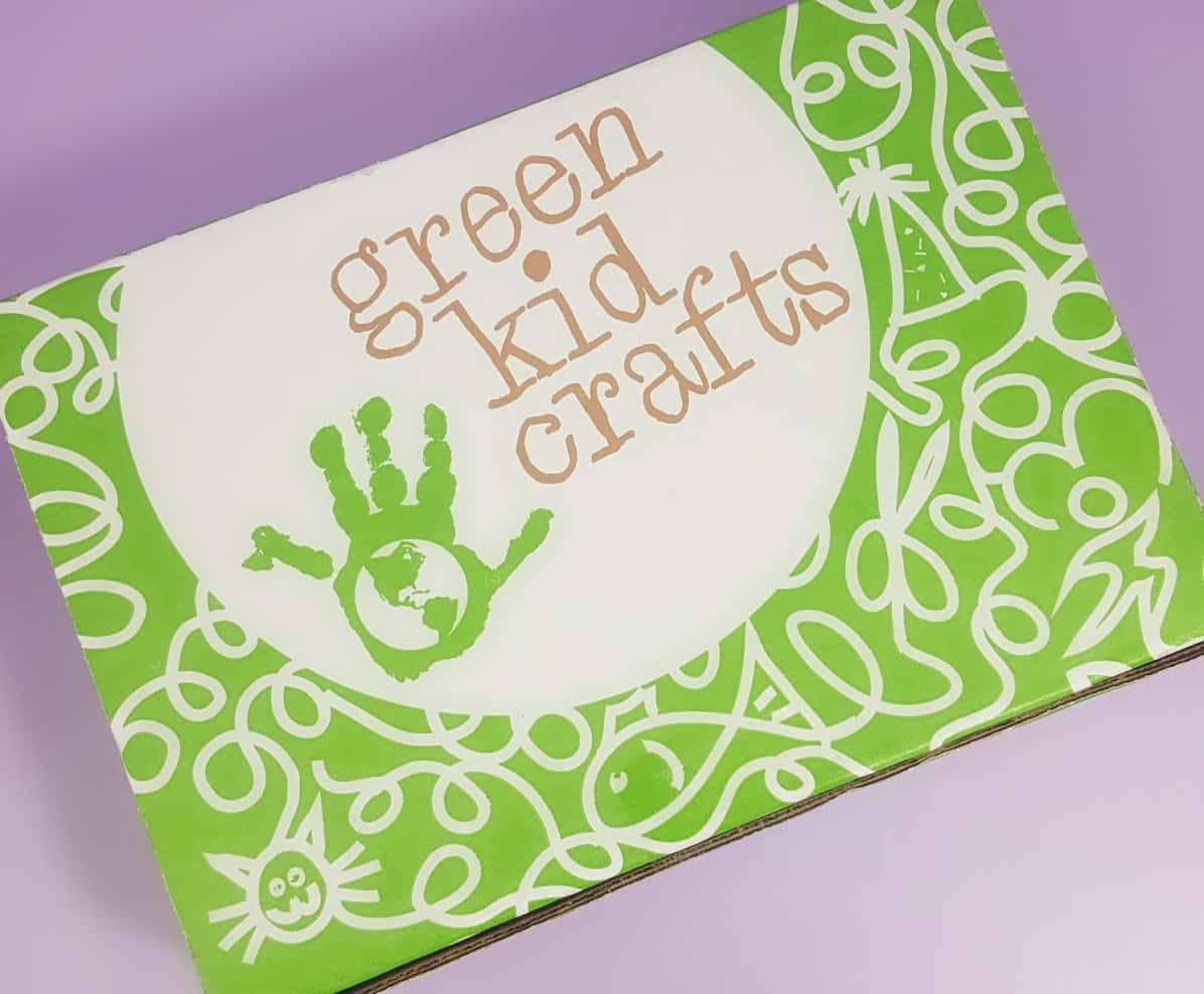 Green Kid Crafts May 2017 Subscription Box Review + 50% Off Coupon!