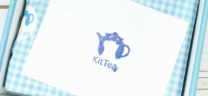 KitTea Kit Subscription Box Review – June 2017