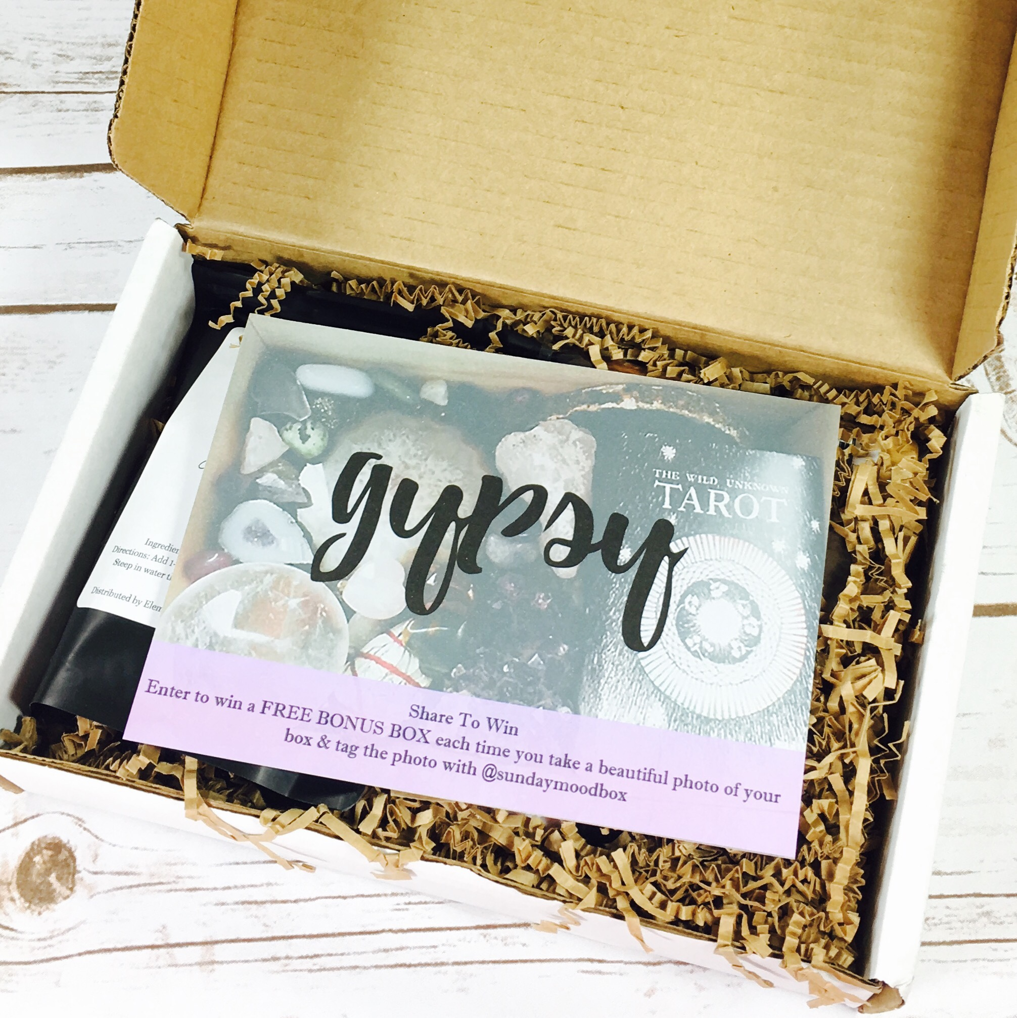 Sunday Mood Subscription Box Review – June 2017