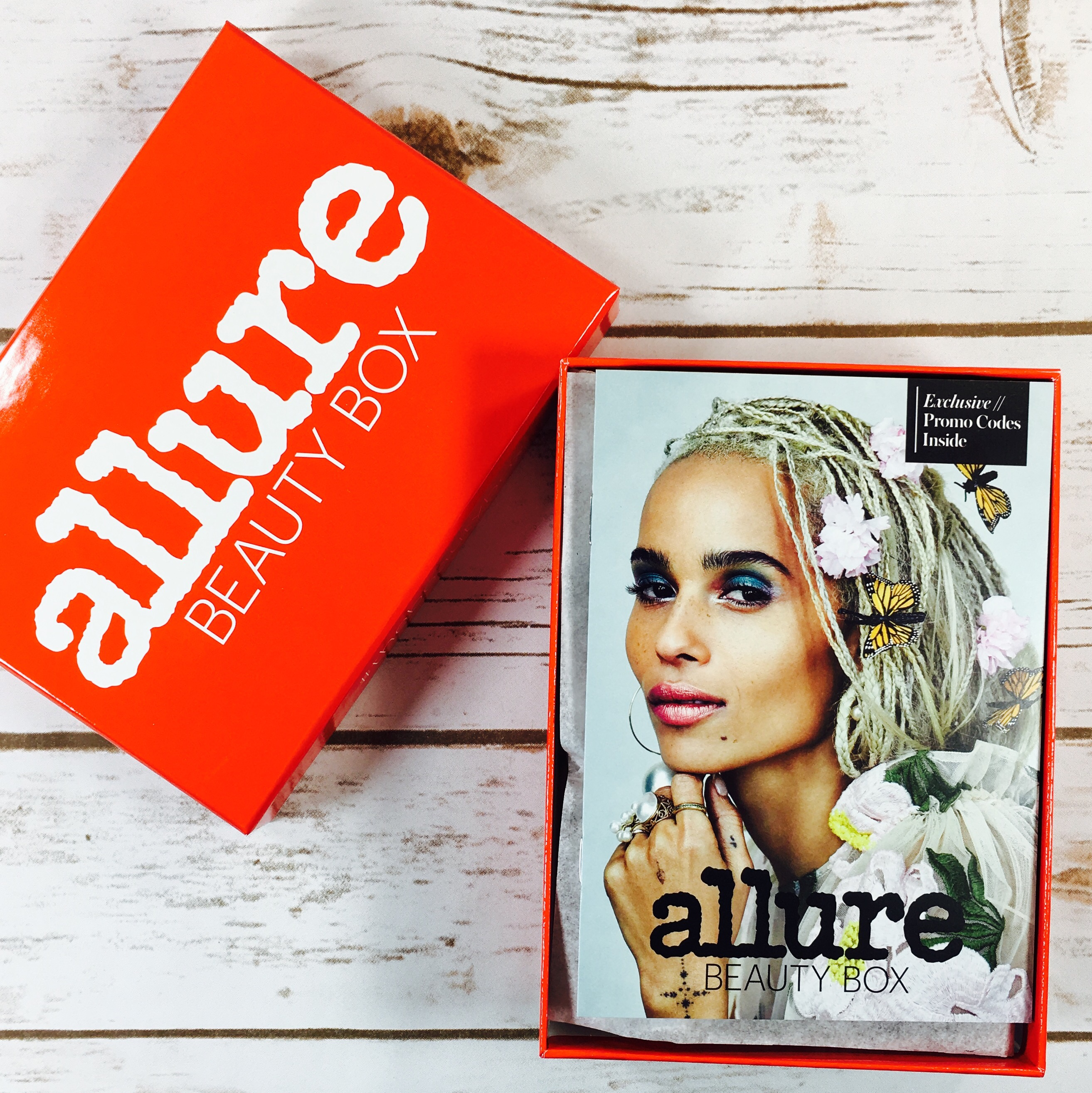 Allure Beauty Box June 2017 Subscription Box Review & Coupon