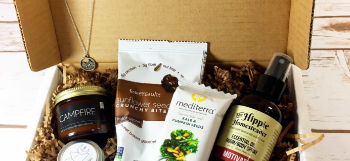 Sunday Mood Subscription Box Review – July 2017